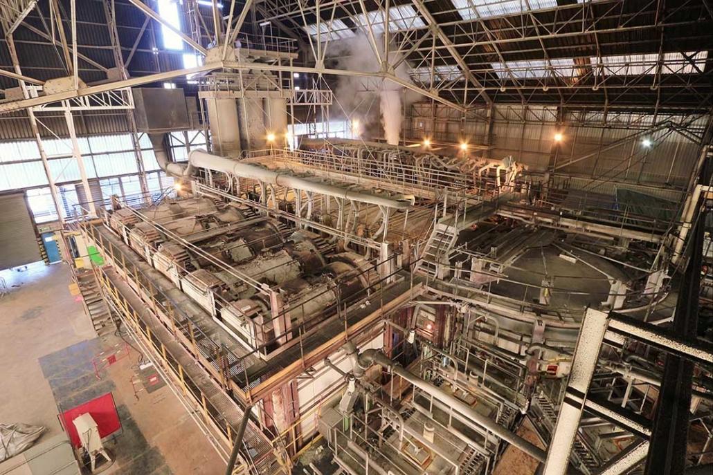 Time Lapse de chantier de rénovation d'une usine