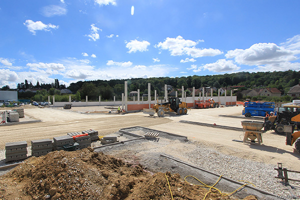 Lidl-coulommiers-chantier-timelapse